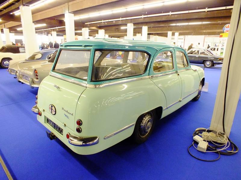Salon de la voiture de collection à Dijon Versus 2017 ce dimanche 02 Avril 590562DSCF0194