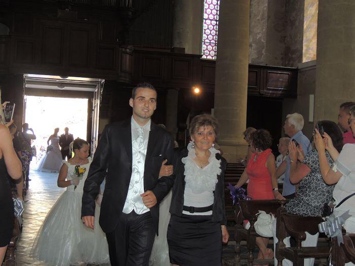 mariage de mon filleul benjamin avec cindy  5908548159