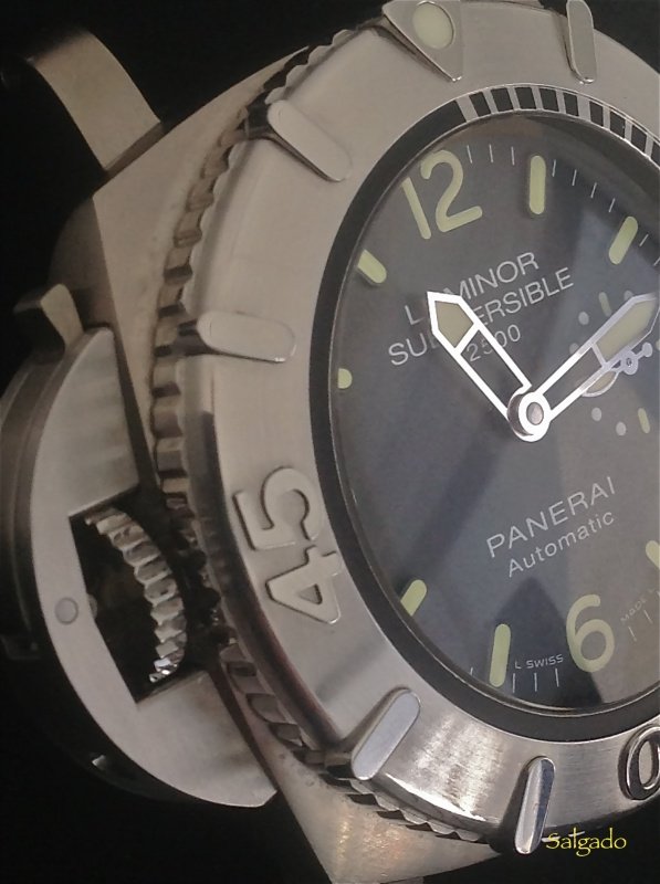 Revue Panerai Luminor 1950 Submersible 2500 Destro 358 SL 590880IMG1474