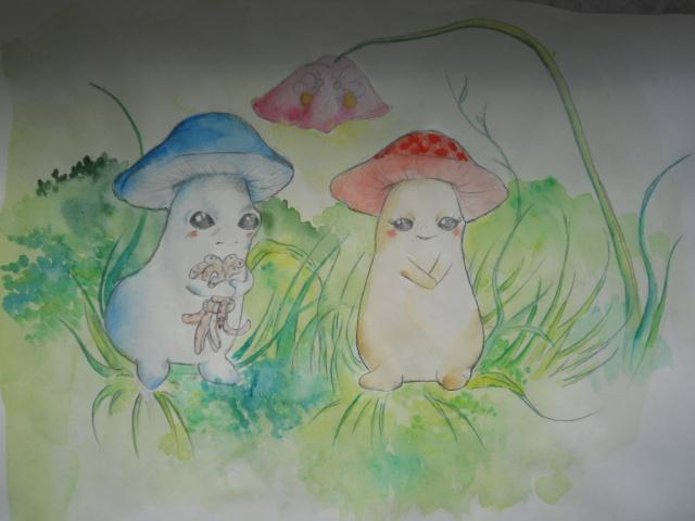 Concours dessin Tendres Chimères: Résultats page 8 !! - Page 2 590885DSCN2148