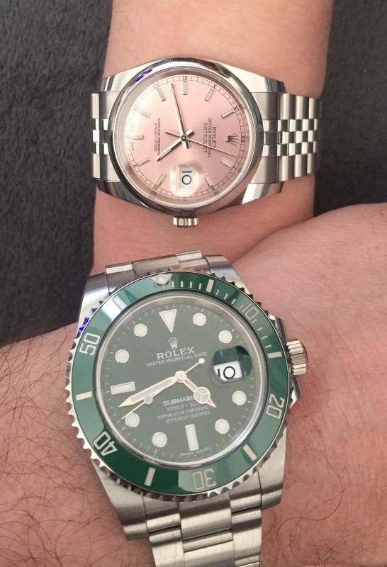 [SUJET OFFICIEL] : Les montres pour dames ❤ - Page 2 591225FullSizeRender14