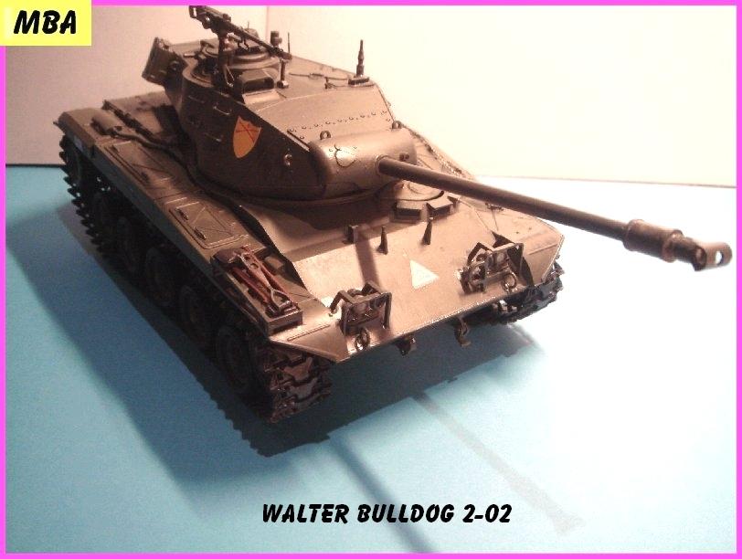 USM4143 Char Walter Bulldog au 1/35 ème AFV club 592867WalterBulldog202