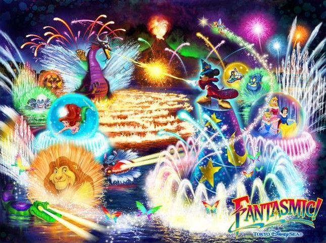 [Tokyo DisneySea] Fantasmic! (2011) 592933e107a8cbjpg