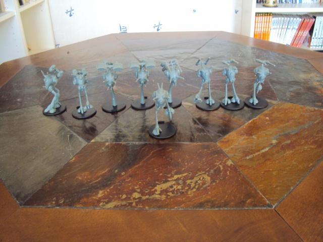 Montage des puissantes et glorieuse armées Zentradie 594468DSC09060