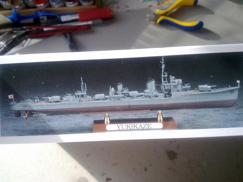 destroyer Yukikaze par Pascal 94 59469516102010859