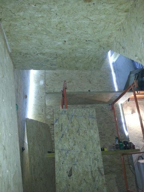 La construction de mon bloc dans le garage 59486120140925213840