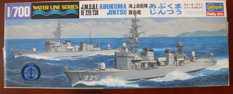 JDS Abukuma & Jintsu 1/700 Hasegawa 596309P1080427