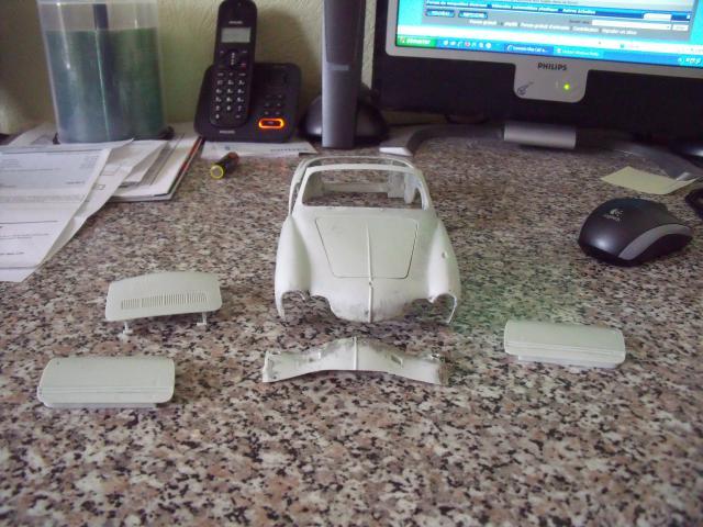 Karmann Ghia Cab' au 1/16. 598303Karmann017