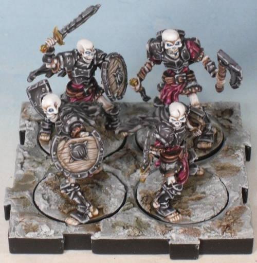 Peinture de mon armée de Mort-Vivants 598420Srie3socle