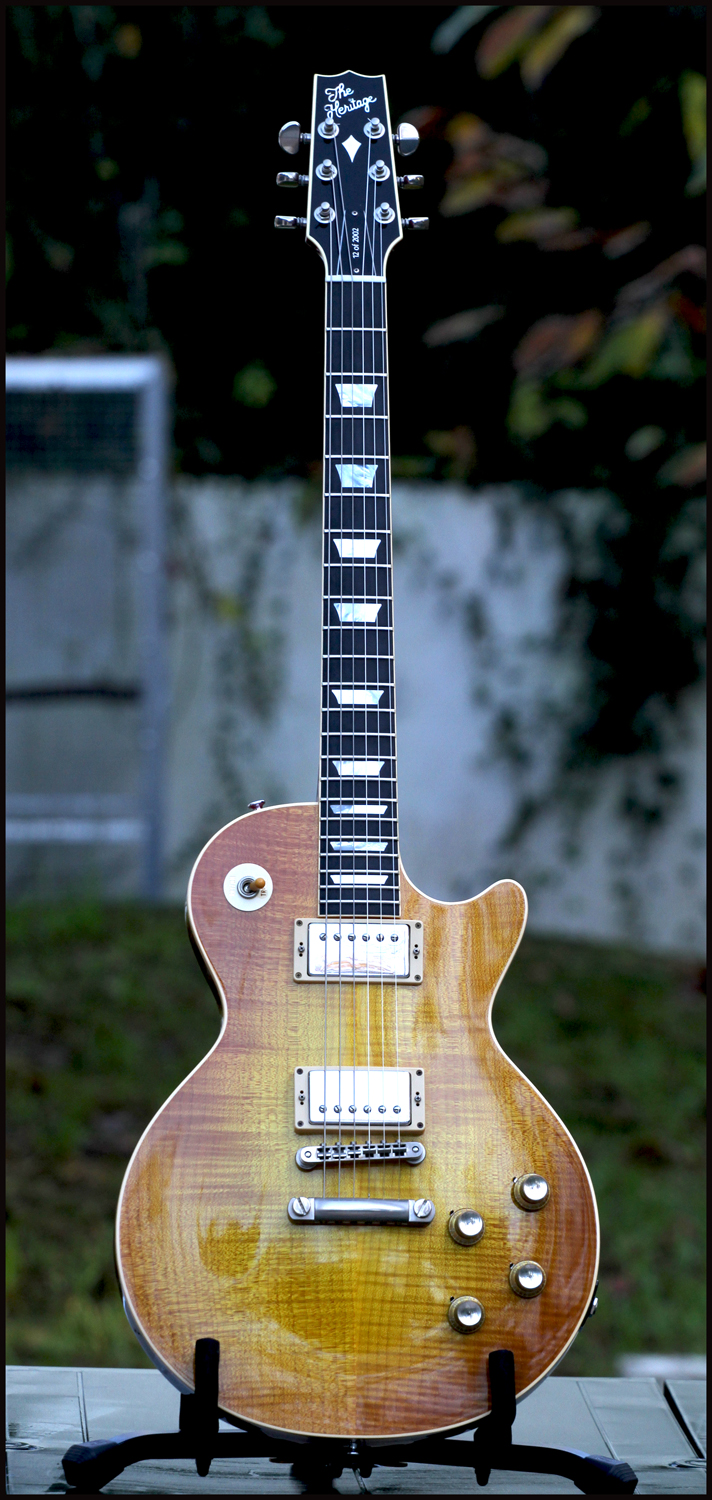 """The Heritage H-150 """"ultra"""" Anniversary 2002 598424511"""