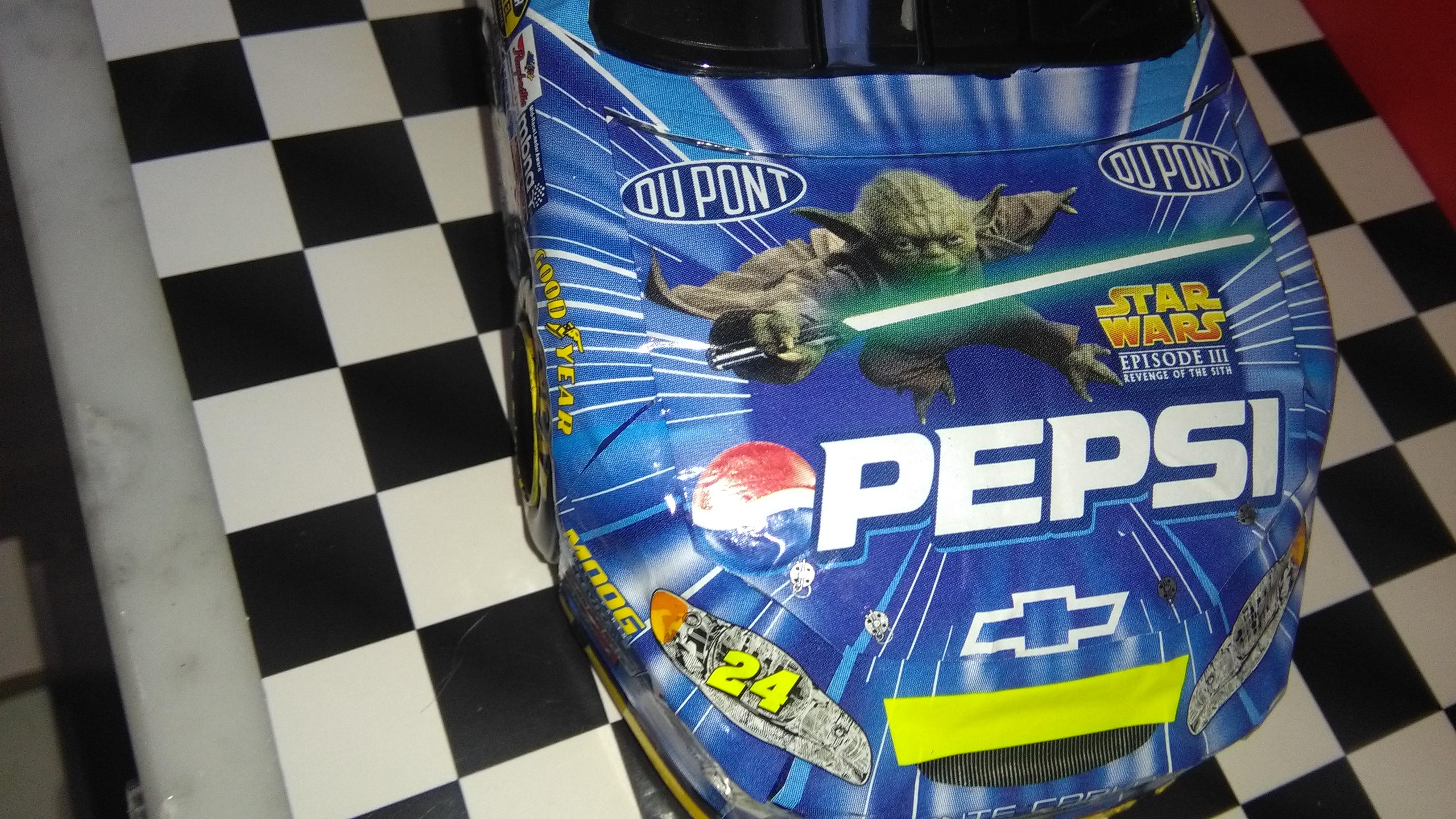 Chevy Monte-Carlo 2005 #24 Jeff Gordon Pepsi/Star Wars  600283IMG20170430170126