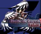 Surplis du Garuda, étoile céleste Supérieure et Grandiose