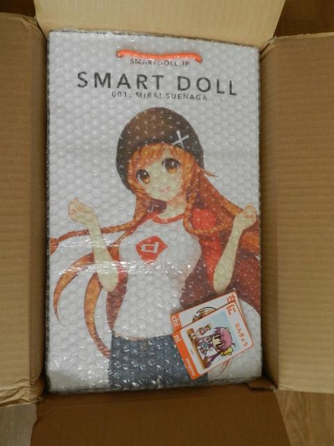 Box opening Smart Doll Mirai 60164520141222123043