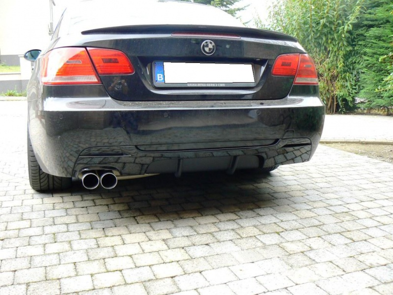 [BMW 318 da E90] Embout ou silencieux 601735P1030033