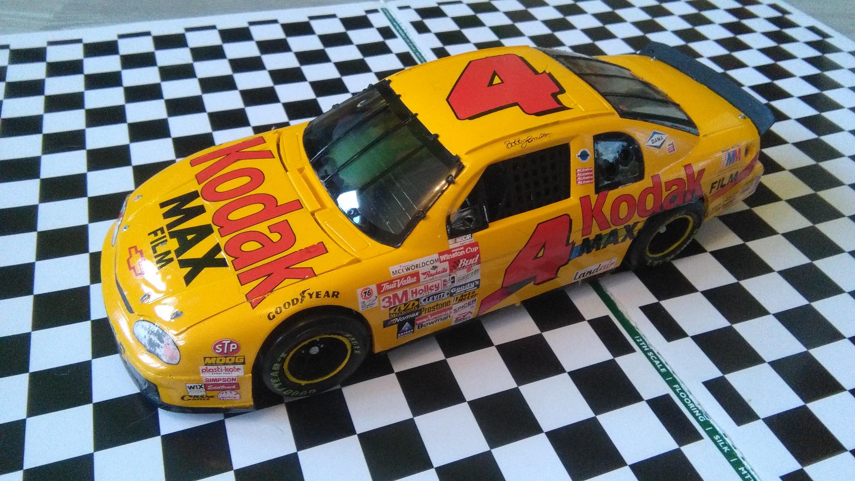 Chevy Monte-Carlo 1998 #4 Bobby Hamilton Kodak  602038IMG20170311174514