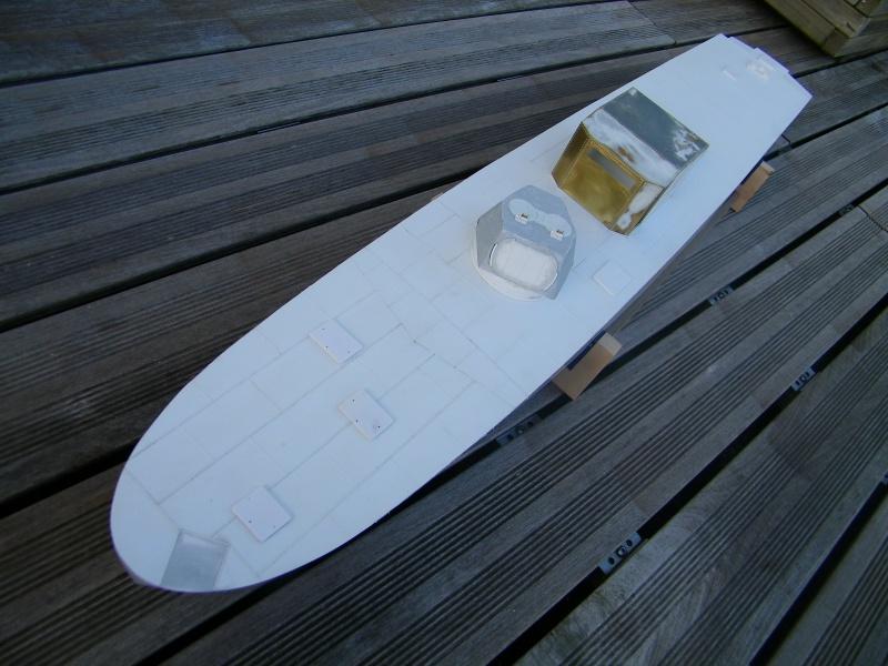 Russian gunboat Bk 1124 au 1/20e sur plan  - Page 4 6026071004199