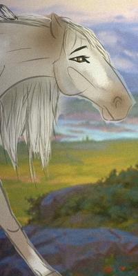 ━ (Tribu des Indiens) Innocence, cheval de capture. 603592kit