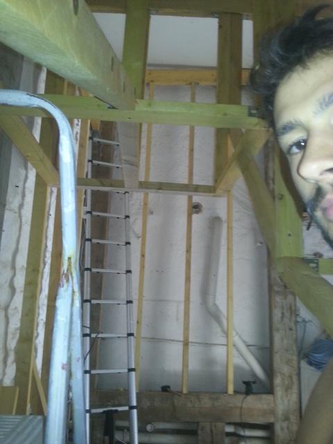 La construction de mon bloc dans le garage 60375120140913162238