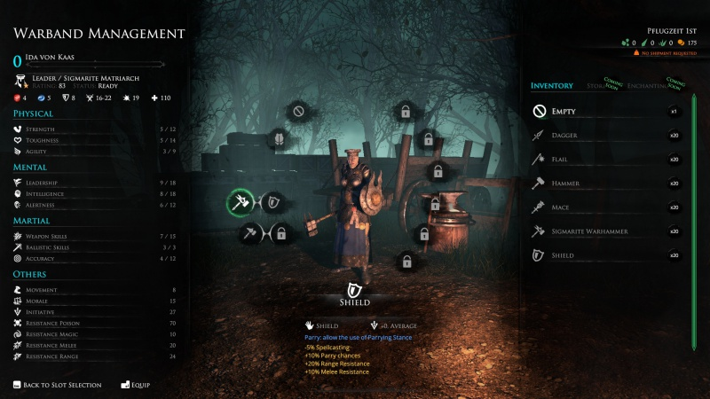 [Jeu vidéo] Mordheim : City of the Damned (PC) - Page 2 604492Stats
