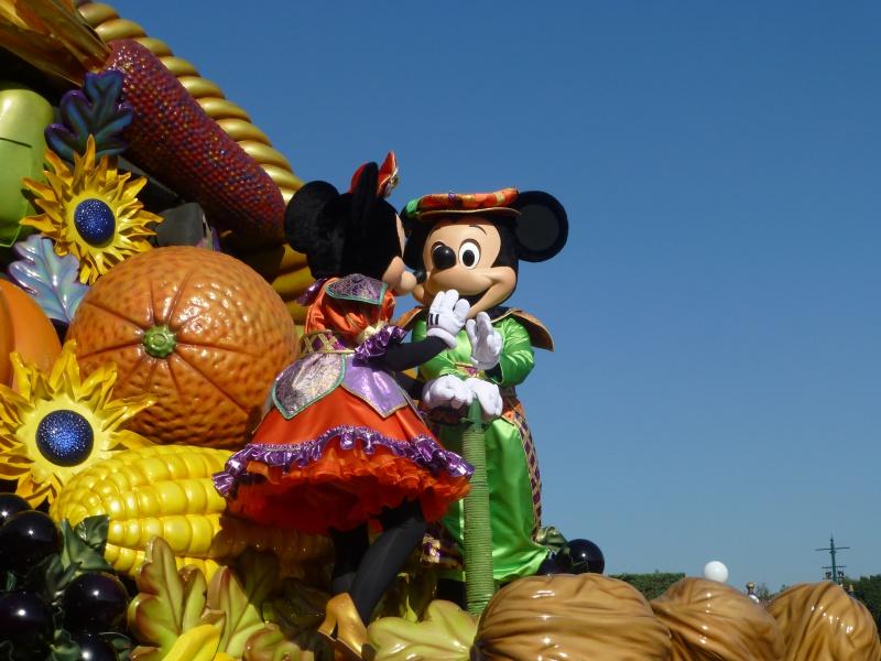 Trip Report ensoleillé du 3 octobre pour Halloween, TR de la soirée Halloween, super séjour du 11 au 12 décembre et séjour merveilleux du 30 décembre 2014 au 1er janvier 2015 :) 605797P1160199