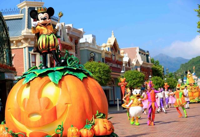 [Hong Kong Disneyland Resort] Le Resort en général - le coin des petites infos - Page 7 605922w166