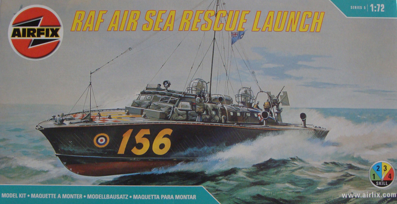 High Speed Launch - Maquette Airfix 1/72ème 606533DSC03710