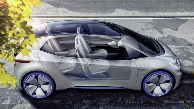 La première mondiale de l'I.D. lance le compte à rebours vers une nouvelle ère Volkswagen  607227DB2016AU00807large
