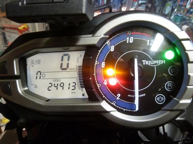 [VDS] Triumph Tiger 800 XC abs - 2012 - 25000km 609219compteurtiger800xc