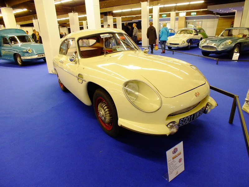 Salon de la voiture de collection à Dijon Versus 2017 ce dimanche 02 Avril 609403DSCF0328