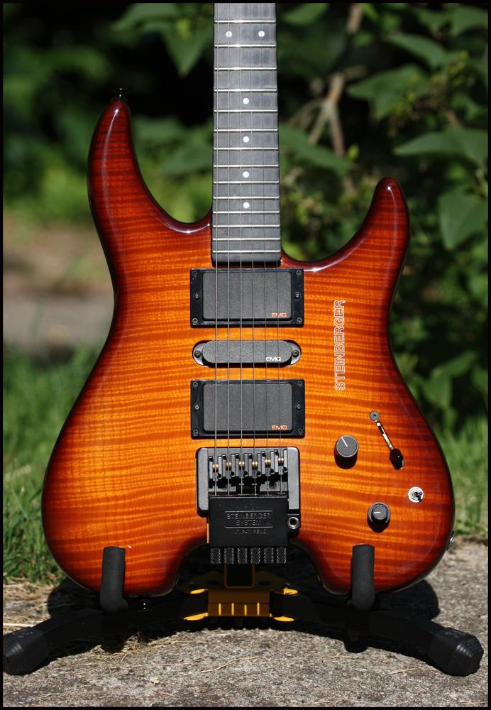 """Steinberger GM7SA - The """"Headless"""" guitar ^^ 61029416s3"""