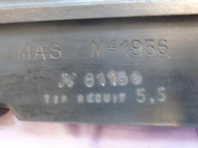 MAS 36 de 1940 en 22LR 610904P1020095