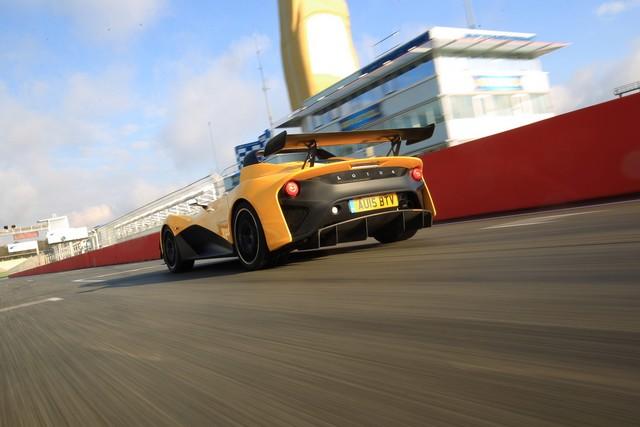 Lotus 3-Eleven établit un nouveau record au tour sur le circuit  d'Hockenheim  6111482016Lotus3ElevenSportAuto04