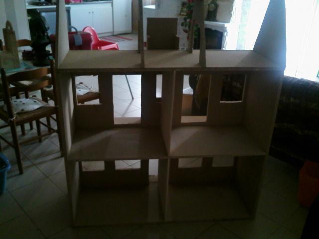Attention chantier!! construction de la maison de nes 611625maisonnes