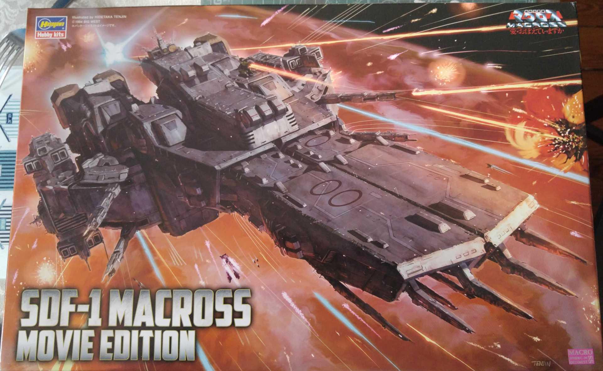 SDF-1 MACROSS Movie Edition 612332SDF12