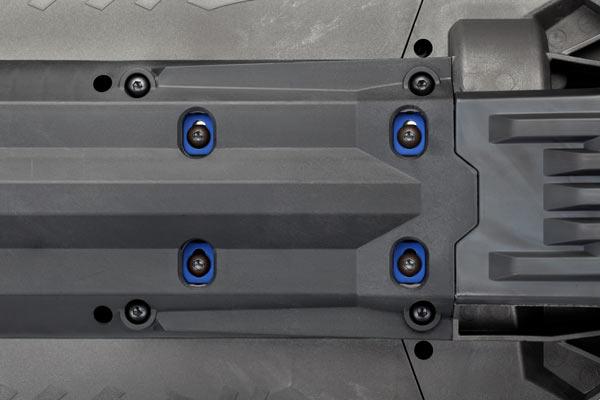 Renforts de fixation moteur 6140617759installed