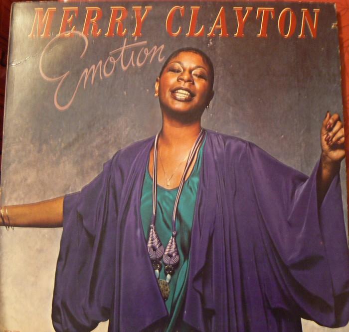 MERRY CLAYTON - EMOTION (LP) 614173merryclayton