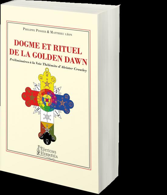 Dogme et Rituel de la Golden Dawn, Philippe Pissier & Matthieu Léon 614328thickbookleft3000x3000