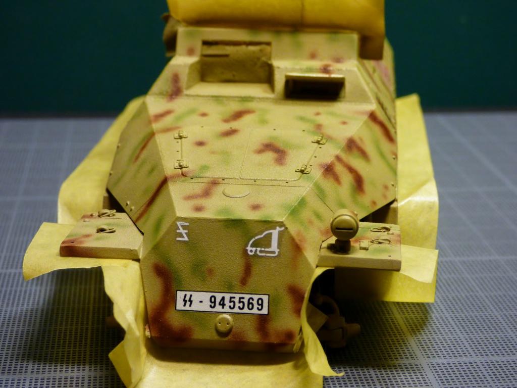 sdkfz - SdkFz 251 / 9  Tamiya / AFV 614356P1060599Copier