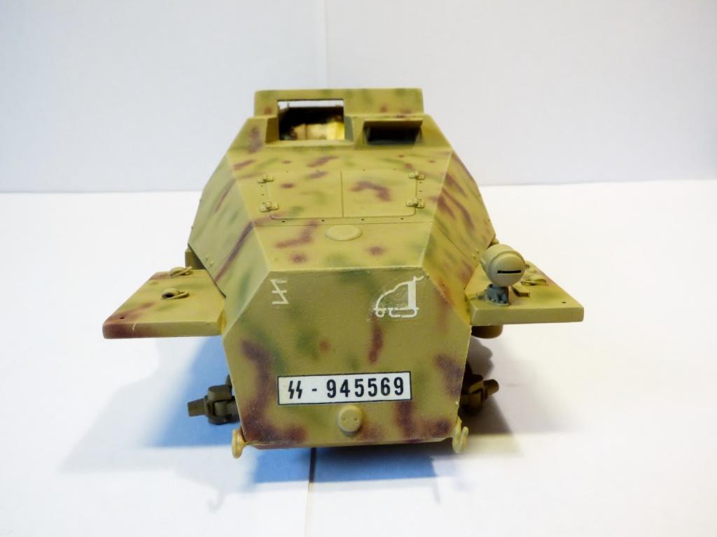 sdkfz - SdkFz 251 / 9  Tamiya / AFV 614382P1070078Copier