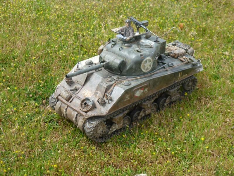 Sherman modifié M4A4 de la 1ère DB  - Page 2 614734P1110306