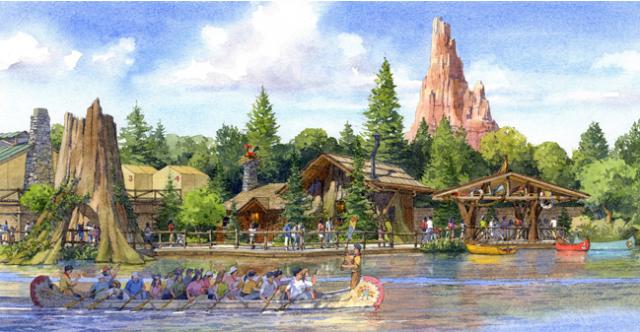 [Tokyo Disneyland] Nouveaux Meet & Greet et restaurant à Westernland (22 novembre 2016) 615089wes1