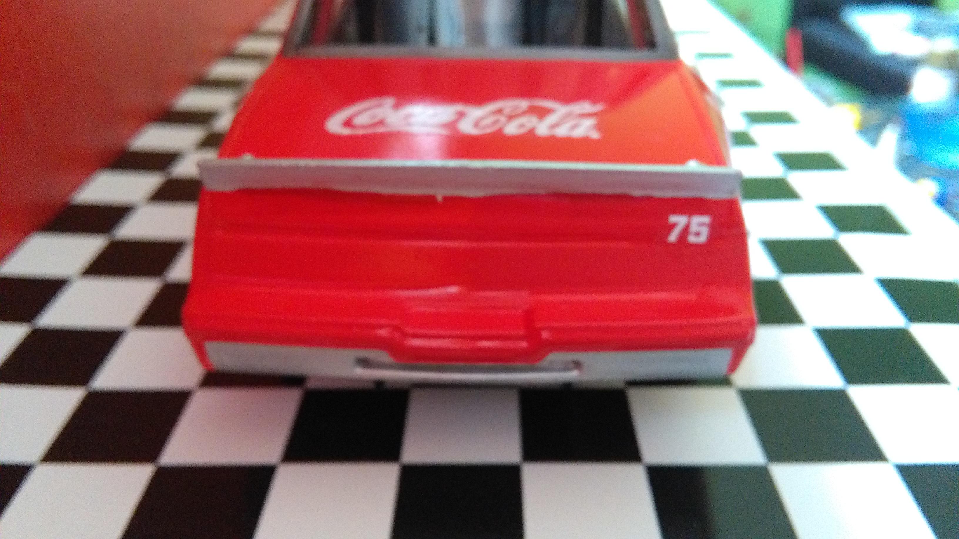 Pontiac Grand-Prix 1985 #75 Dave Marcis Coca-Cola (AMT 1/25) 615639IMG20170506154215
