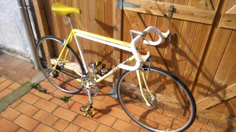 mbk trainer jaune et blanc 617321DSC0113
