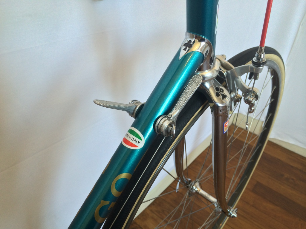 Colnago Spiral Conic Columbus SLX  - Page 2 618073IMG2408