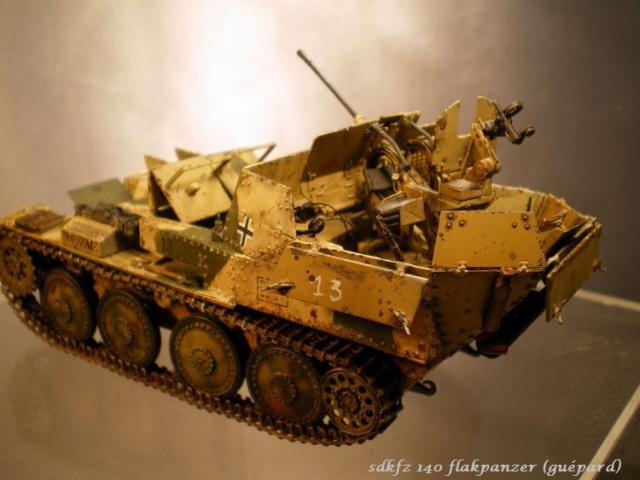 sd.kfz 140 flakpanzer (gépard) maquette Tristar 1/35 - Page 2 618819IMGP3220