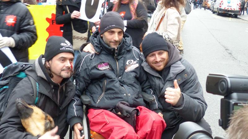 13 - Marche Contre La Fourrure - Paris 24 novembre 2012. 619066P1010356