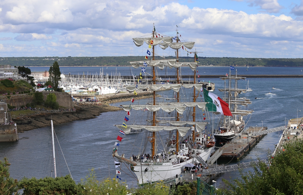 A l'occasion des Fêtes maritimes de Brest 2016 620535IMG565313072016170544