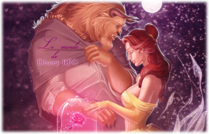 Le Monde de Disney RPG