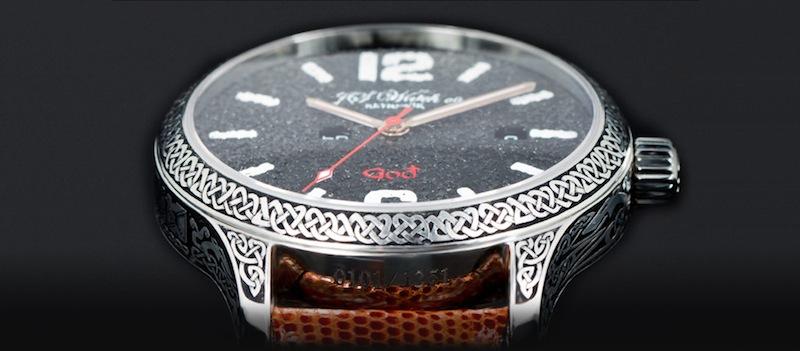 J S Watch company REYKJAVIK 621859godbanner