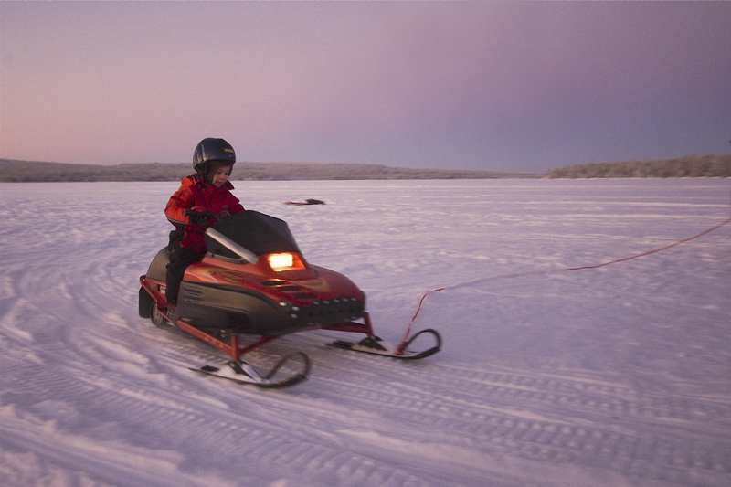 Laponie finlandaise: à la recherche du père Noël 621990316b